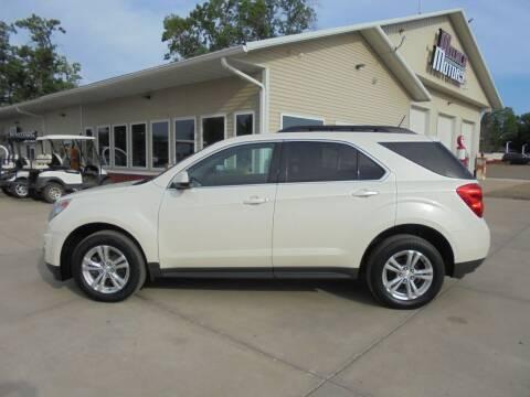 2013 Chevrolet Equinox for sale at Milaca Motors in Milaca MN