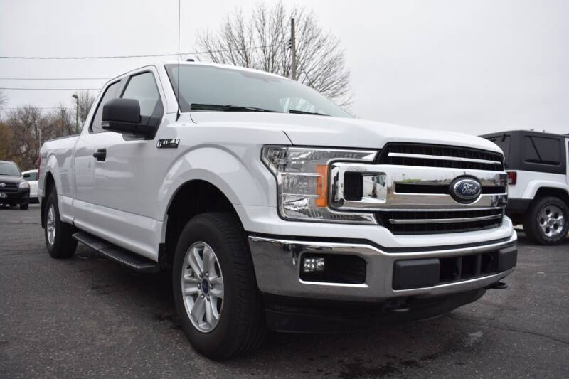2018 Ford F-150 for sale at Atlas Auto in Grand Forks ND