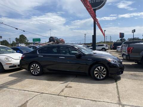 2017 Honda Accord Hybrid for sale at Direct Auto in D'Iberville MS