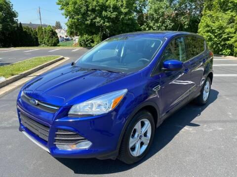 2016 Ford Escape for sale at Professionals Auto Sales in Philadelphia PA