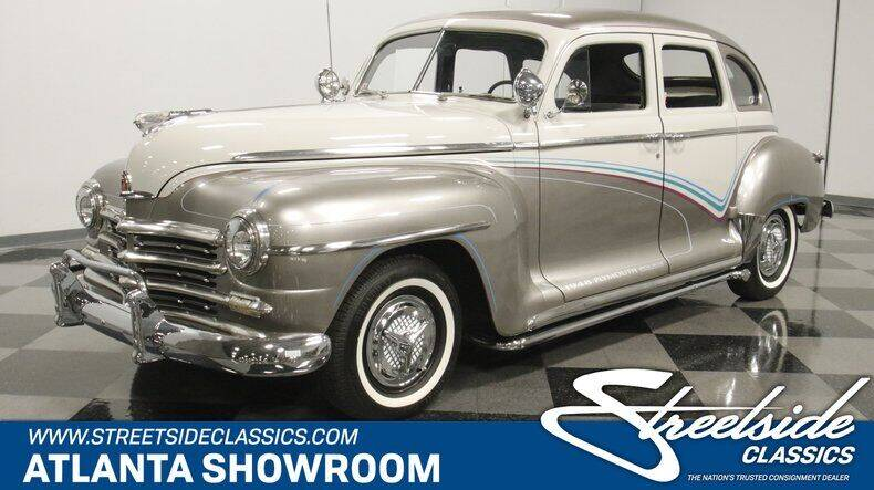1948 Plymouth Deluxe for sale in Lithia Springs, GA