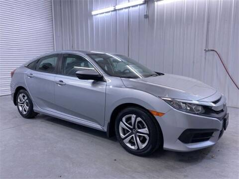 2018 Honda Civic for sale at JOE BULLARD USED CARS in Mobile AL