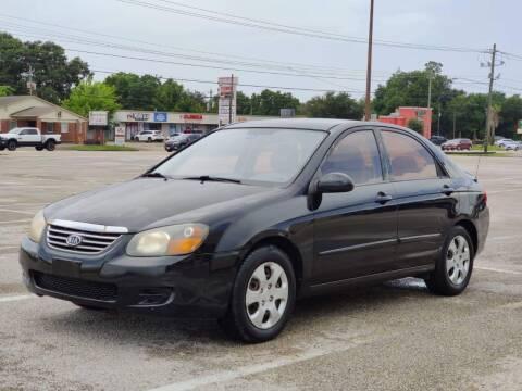 2009 Kia Spectra for sale at Loco Motors in La Porte TX