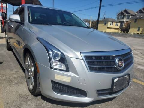 2014 Cadillac ATS for sale at USA Auto Brokers in Houston TX