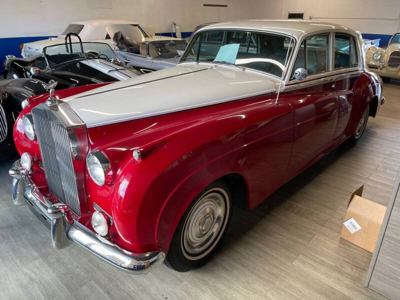 1961 Rolls-Royce Park Ward for sale at Prestigious Euro Cars in Fort Lauderdale FL