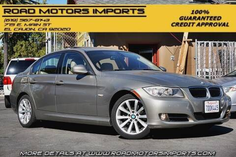 2011 BMW 3 Series for sale at Road Motors Imports in El Cajon CA