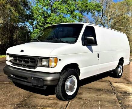 2001 Ford E-Series Cargo for sale at Prime Autos in Pine Forest TX