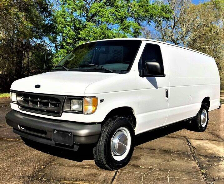 2001 Ford E-Series Cargo for sale at Prime Autos in Vidor TX
