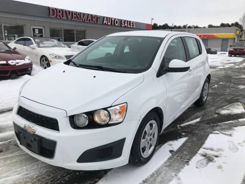 2016 Chevrolet Sonic for sale at DriveSmart Auto Sales in West Chester OH