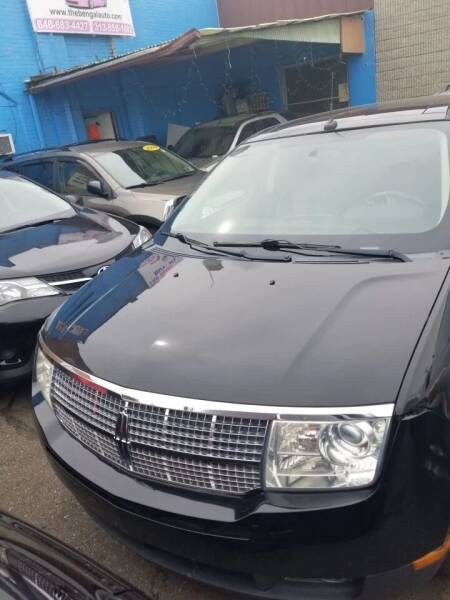 2007 Lincoln MKX for sale at The Bengal Auto Sales LLC in Hamtramck MI