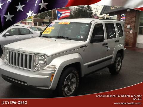 2008 Jeep Liberty for sale at Lancaster Auto Detail & Auto Sales in Lancaster PA