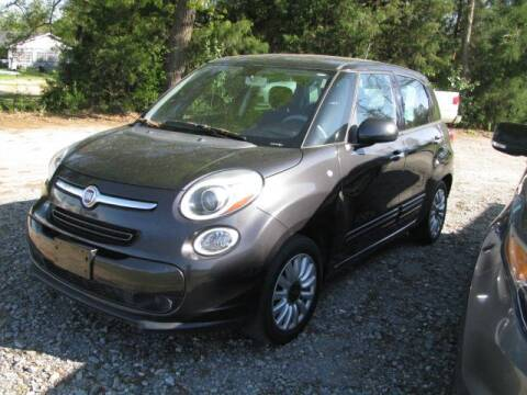 2014 FIAT 500L for sale at Johnson Used Cars Inc. in Dublin GA