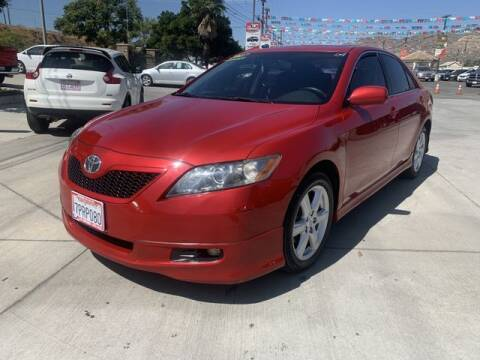 2007 Toyota Camry for sale at Los Compadres Auto Sales in Riverside CA