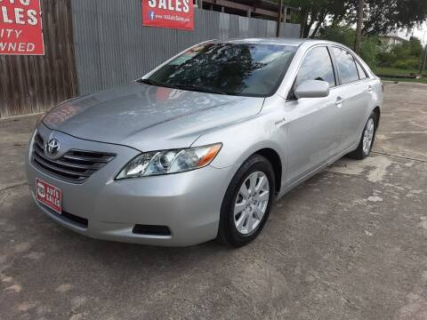 2009 Toyota Camry Hybrid for sale at 183 Auto Sales in Lockhart TX