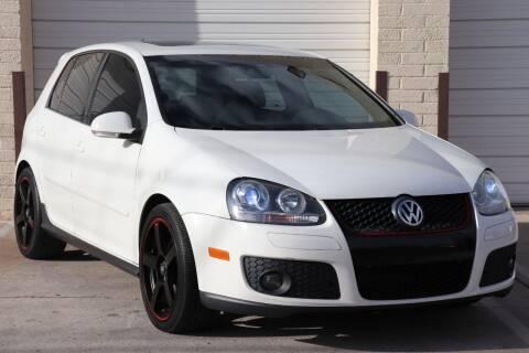 2009 Volkswagen GTI for sale at MG Motors in Tucson AZ