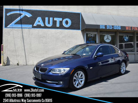 2011 BMW 3 Series for sale at Z Auto in Sacramento CA