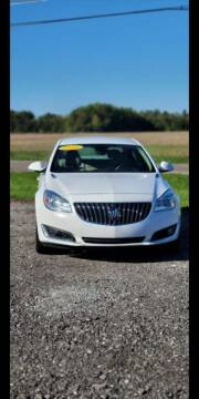 2015 Buick Regal for sale at Wildfire Motors in Richmond IN