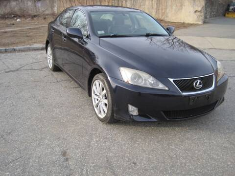 2007 Lexus IS 250 for sale at EBN Auto Sales in Lowell MA