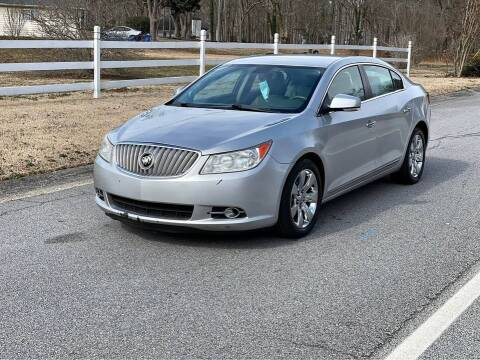 2010 Buick LaCrosse for sale at Two Brothers Auto Sales in Loganville GA