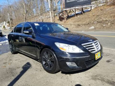 2011 Hyundai Genesis for sale at Bloomingdale Auto Group - The Car House in Butler NJ