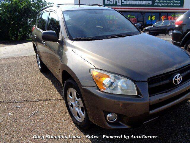 2012 Toyota RAV4 for sale at Gary Simmons Lease - Sales in Mckenzie TN