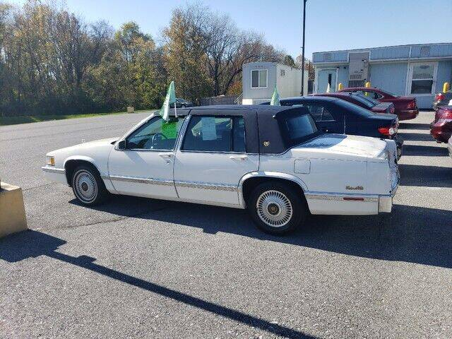 1993 Cadillac DeVille for sale at The Back Lot in Lebanon PA
