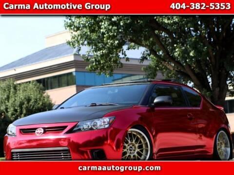 2013 Scion tC for sale at Carma Auto Group in Duluth GA