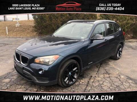 2013 BMW X1 for sale at Motion Auto Plaza in Lakeside MO