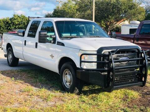 2012 Ford F-350 Super Duty for sale at DAN'S DEALS ON WHEELS in Davie FL