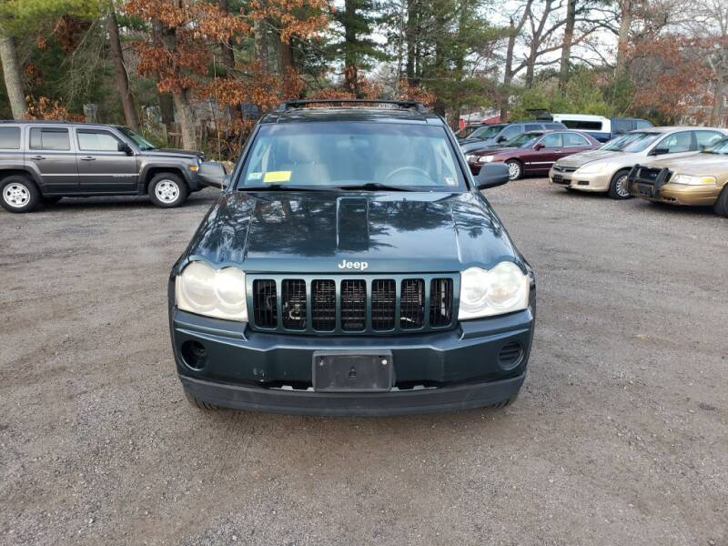 2005 Jeep Grand Cherokee for sale at 1st Priority Autos in Middleborough MA