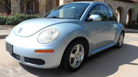 2010 Volkswagen New Beetle for sale at Exhibit Sport Motors in Houston TX