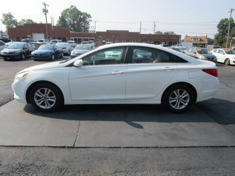 2013 Hyundai Sonata for sale at Taylorsville Auto Mart in Taylorsville NC