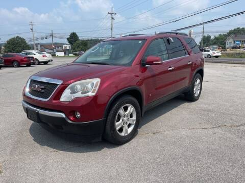 2009 GMC Acadia for sale at Carl's Auto Incorporated in Blountville TN