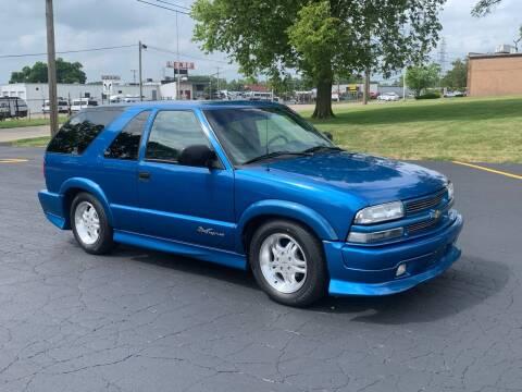 2001 Chevrolet Blazer for sale at Dittmar Auto Dealer LLC in Dayton OH