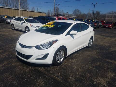 2014 Hyundai Elantra for sale at Smart Buy Auto in Bradley IL
