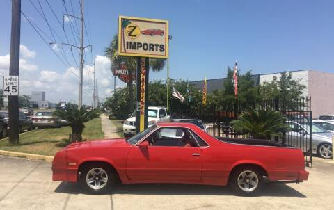 1979 Chevrolet El Camino for sale at A to Z IMPORTS in Metairie LA