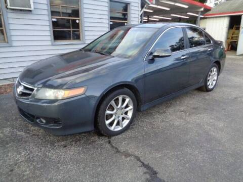 2006 Acura TSX for sale at Z Motors in North Lauderdale FL