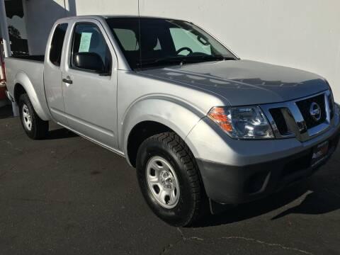2015 Nissan Frontier for sale at Auto Max of Ventura in Ventura CA