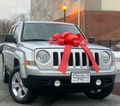 2012 Jeep Patriot for sale at Speedway Motors in Paterson NJ