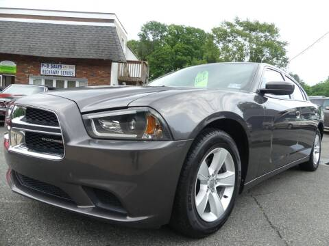 2014 Dodge Charger for sale at P&D Sales in Rockaway NJ