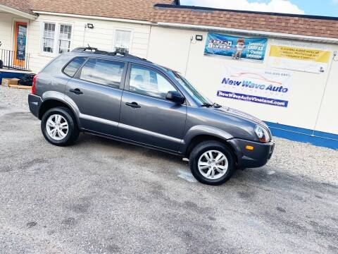 2009 Hyundai Tucson for sale at New Wave Auto of Vineland in Vineland NJ