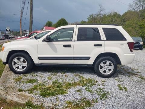 2005 Jeep Grand Cherokee for sale at Magic Ride Auto Sales in Elizabethton TN