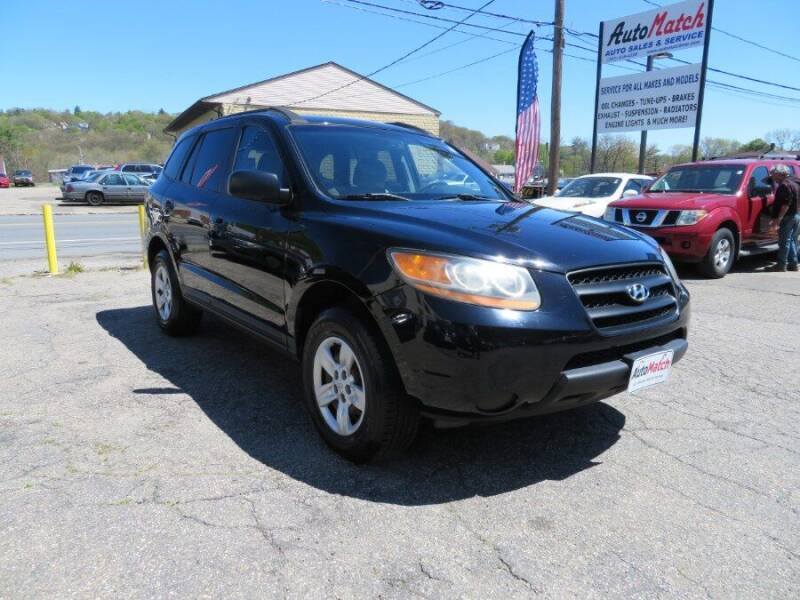 2009 Hyundai Santa Fe for sale at Auto Match in Waterbury CT