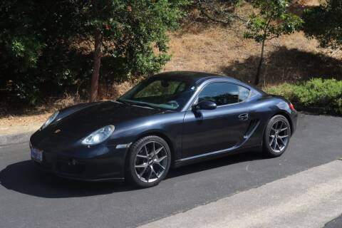 2007 Porsche Cayman for sale at 415 Motorsports in San Rafael CA