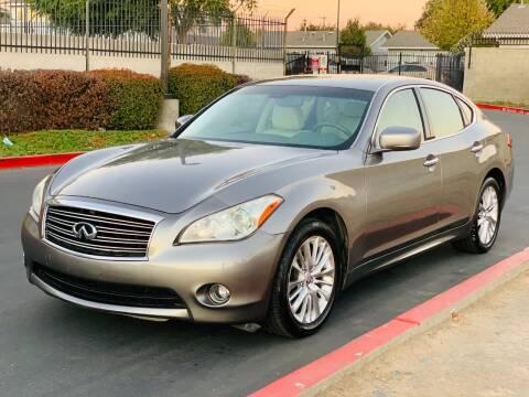 2011 Infiniti M37 for sale at United Star Motors in Sacramento CA