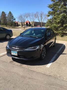 2015 Chrysler 200 for sale at Specialty Auto Wholesalers Inc in Eden Prairie MN