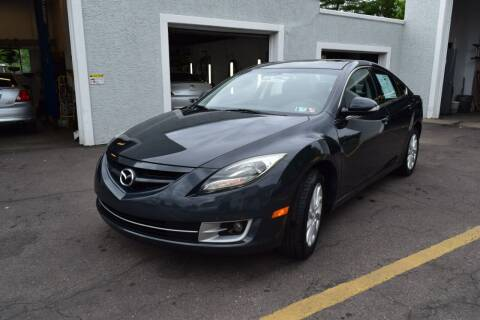 2012 Mazda MAZDA6 for sale at L&J AUTO SALES in Birdsboro PA