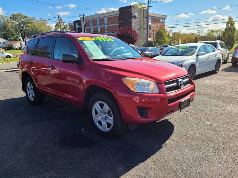 2010 Toyota RAV4 for sale at Costas Auto Gallery in Rahway NJ