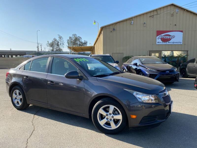 2011 Chevrolet Cruze for sale at Approved Autos in Bakersfield CA