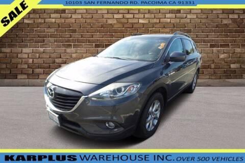 2014 Mazda CX-9 for sale at Karplus Warehouse in Pacoima CA